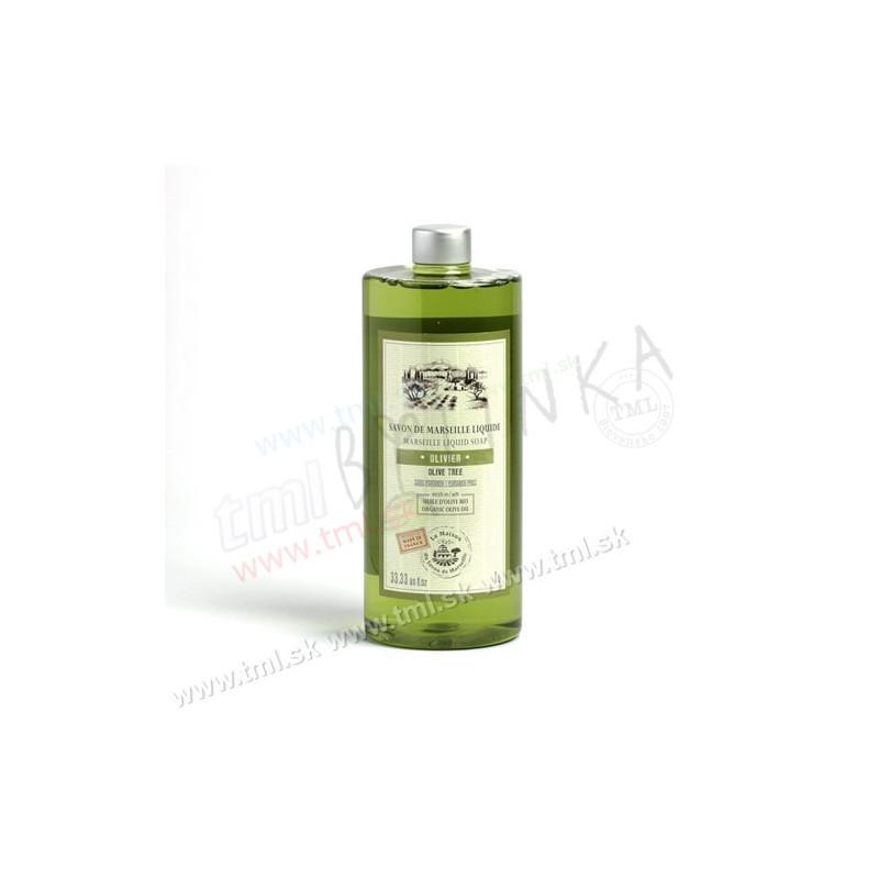 La maison tekut mydlo marseille huile d olive oliva 1l - La maison de l olive nice ...