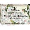 """FLORINDA-KVETINOVÁ VÔŇA: Rastlinné mydlo """"Biely mach"""" 50g"""